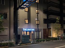 The Light Inn Tokyo, serviced apartment in Tokyo