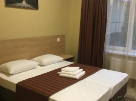 Hotel Green, hotel near Sheremetyevo International Airport - SVO, Lobnya