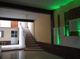 Hotel Amador, hotel en Zacatlán
