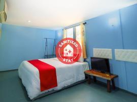 OYO Leaf House 3 Long Beach, hotel in Ko Lanta