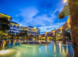 Pacific Hotel & Spa, hotel in Siem Reap