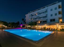 Matala Bay Hotel & Apartments, family hotel in Matala