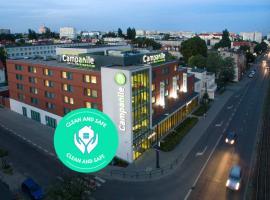 Campanile Bydgoszcz – hotel w pobliżu miejsca PKP Bydgoszcz Główna w Bydgoszczy