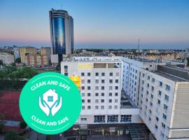 Premiere Classe Varsovie/Warszawa, pet-friendly hotel in Warsaw