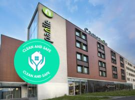 Campanile Wroclaw Centrum – hotel we Wrocławiu