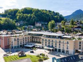 Hotel Edelweiss Berchtesgaden Superior, Hotel in Berchtesgaden