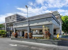 Rodeway Inn Clearwater-Dunedin, hotel in Clearwater