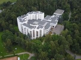 Pansionat Petrovo-Dalneye, hotel near Arkhangelskoye Estate, Petrovo-Dal'neye