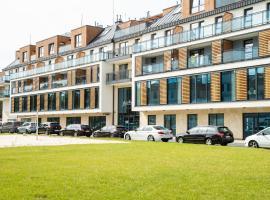 Rent like home Bel Mare 409, hotel with jacuzzis in Międzyzdroje