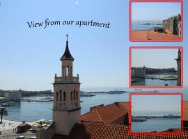 Top of the Tops Center Apartments - extra clean air, spa hotel in Split