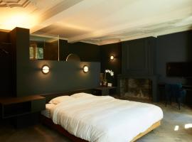Nonam Boutique Hotel, hotel in Ghent