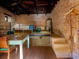 History and Charm, appartamento a Chania