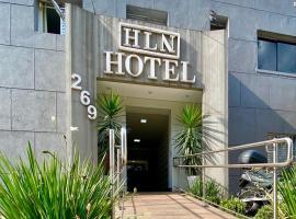 Hotel Lua Nova, hotel in São Paulo