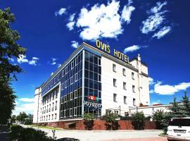 Овис Отель, отель в Харькове
