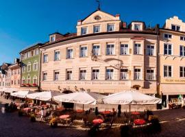 Posthotel Kolberbräu, hotel in Bad Tölz