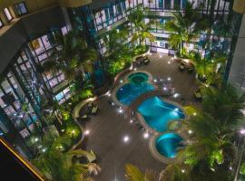 Andalus Habitat Hotel, hotel em Jeddah