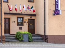 Hotel Stella, hotel v Plzni