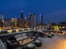 Nobu Hotel Chicago, hotel in West Loop, Chicago