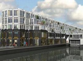 IJburglaan, apartment in Amsterdam
