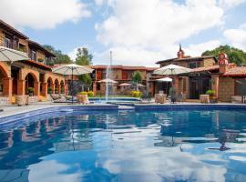 Hotel Sol y Fiesta, hotel en Tequisquiapan