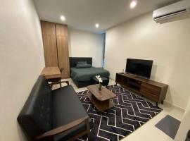 Cozy Studio at Kozi Square, apartment in Kuching