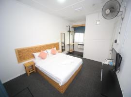 Bayu Senja Lodge, hotel in Kundasang