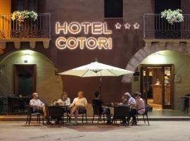 Hotel Cotori, hotel in El Pont de Suert