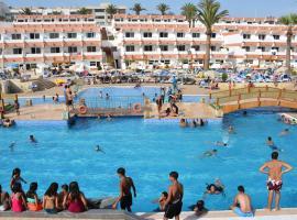 Hotel Club Almoggar Garden Beach, hotel in Agadir
