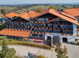 Hotel Schillingshof, hotel near Kolbensattelbahn, Bad Kohlgrub