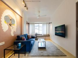 1 BHK - Bandra - Sassy - The Bombay Home Company, self catering accommodation in Mumbai