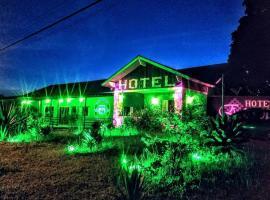 HOTEL EUROPA ROTA GO 118, hotel em Alto Paraíso de Goiás