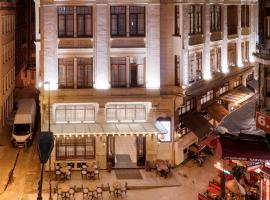 Mercure Istanbul Sirkeci, отель Mercure в Стамбуле