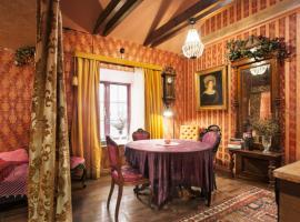 Börsen Apartment Suites, hotell i Visby