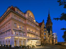 Hotel Fürstenhof Leipzig, отель в Лейпциге