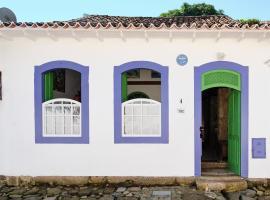 A Casa de Paulo Autran, hotel near Culture House, Paraty