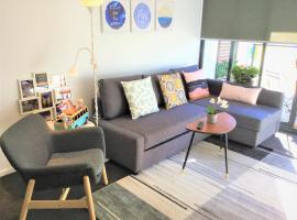 Cozy, homely apartment CBR central, apartment in Canberra