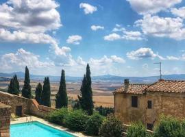 Relais Il Chiostro Di Pienza, hotel in Pienza
