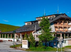 Kinderhotel Schneekönig, hotel in Patergassen