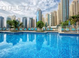 Al Majara by EMAAR, Dubai Marina, hotel near Jumeirah Lakes Towers Tram Station 1, Dubai