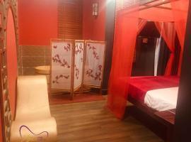 XYZ MiniHostel Rach Gia, hotel near Rach Gia Airport - VKG,