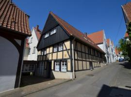 Altstadtliebe Salzuflen, apartment in Bad Salzuflen