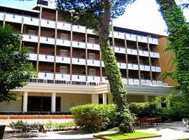 Hotel Imperiale, hotel in Fiuggi