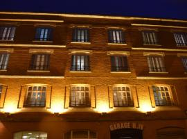 Hôtel Raymond 4 Toulouse, boutique hotel in Toulouse