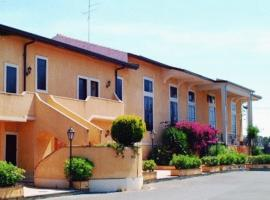 Ares Hotel, hotel a San Giovanni la Punta