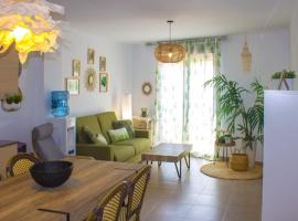 El Rincón Verde - Coqueto Apartamento en el Pueblo Benicasim, apartment in Benicàssim