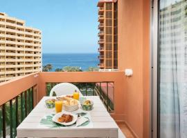 Ocean view, hotel económico en Puerto de la Cruz