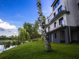 Blis Apartamenty – hotel w Lublińcu