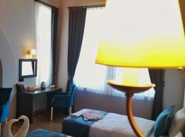 The Independent Hotel Taksim, отель в Стамбуле, рядом находится Улица Истикляль