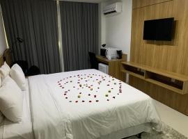 Estudio Itaipava Suíte, hotel with jacuzzis in Itaipava