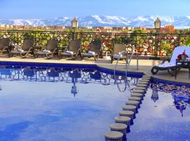 Hotel Imperial Plaza & Spa, hotel in Marrakesh